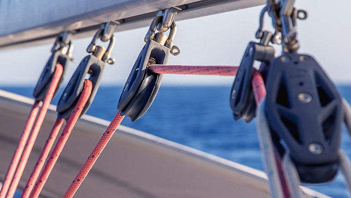 yacht Griechenland